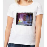 Disney Sleeping Beauty I'll Be There In Five Women's T-Shirt - White - 5XL - White - Sleeping Beauty Gifts