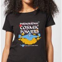 Disney Aladdin Phenomenal Cosmic Power Women's T-Shirt - Black - XS - Black