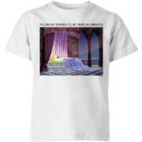 Disney Sleeping Beauty I'll Be There In Five Kids' T-Shirt - White - 11-12 Years - White - Sleeping Beauty Gifts