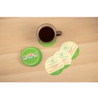 Friends Central Perk Trivia Quiz Coasters - Quiz Gifts