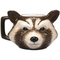 Marvel Guardians of the Galaxy Rocket Shaped Mug - Guardians Of The Galaxy Gifts