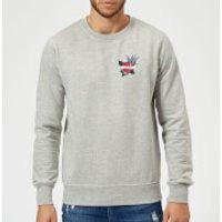 Mom Heart Sweatshirt - Grey - M - Grey
