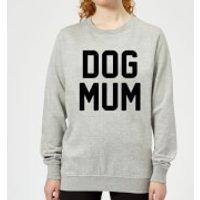 Dog Mum Women's Sweatshirt - Grey - L - Grey