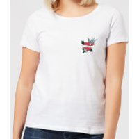Mom Heart Women's T-Shirt - White - S - White