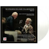 John Williams - The Spielberg/Williams Collaboration Part III [2LP] (LIMITED TRANSPARENT 180 Gram Audiophile Vinyl, gatefold, PVC sleeve, numbered to 1500)