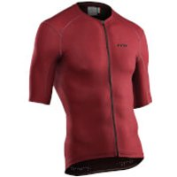Northwave Stealth Short Sleeve Jersey - M - Bordeaux