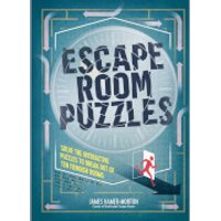 Escape Room Puzzles (Hardback) - Puzzles Gifts