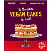 The Naughtiest Vegan Cakes in Town (Hardback) - Cakes Gifts