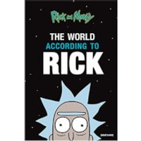 Rick and Morty: The World According to Rick (Hardback)