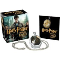 Harry Potter Locket Horcrux Kit and Sticker Book MiniKit