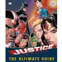 DC Comics Justice League The Ultimate Guide (Hardback)