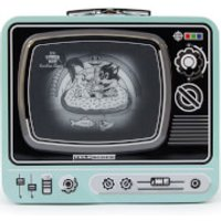 TV Lunch Box - Blue - Tv Gifts