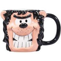 Beano Shaped Mug - Gnasher - Beano Gifts