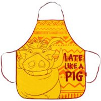 The Lion King Apron - Pumba - Lion Gifts