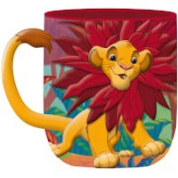 The Lion King Shaped Mug - Simba - Lion King Gifts