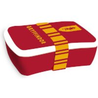Harry Potter Bamboo Lunch Box - Gryffindor - Lunch Gifts