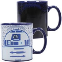 Star Wars Heat Changing Mug - R2D2