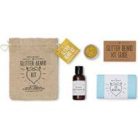 Men's Society The Glitter Beard Kit - Gold - Glitter Gifts