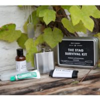 Men's Society The Stag Survival Kit - Stag Gifts