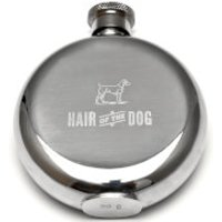 Men's Society 'Hair Of The Dog' Hip Flask - Dog Gifts
