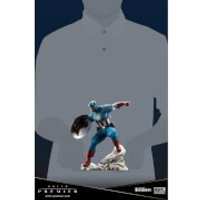 Kotobukiya Marvel Universe ARTFX Premier PVC Statue 1/10 Captain America 18 cm