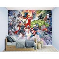 Walltastic Avengers Wall Mural - Walltastic Gifts
