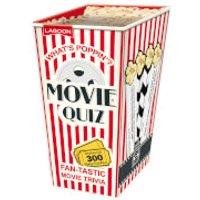 What's Poppin' Movie Quiz - Quiz Gifts