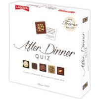 Chocolate Box After Dinner Quiz - Quiz Gifts