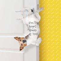 Dog Hanging Notes