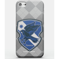 Harry Potter Phonecases Ravenclaw Crest Phone Case for iPhone and Android - iPhone 8 - Carcasa doble capa - Mate