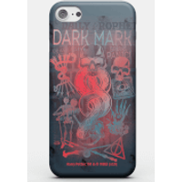 Harry Potter Phonecases Dark Mark Phone Case for iPhone and Android - Samsung S7 Edge - Carcasa rígida - Mate