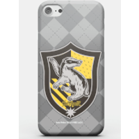 Harry Potter Phonecases Hufflepuff Crest Phone Case for iPhone and Android - iPhone 8 - Carcasa rígida - Brillante