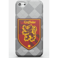 Harry Potter Phonecases Gryffindor Crest Phone Case for iPhone and Android - Samsung S7 - Carcasa rígida - Brillante