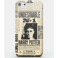 Harry Potter Phonecases Undesirable No. 1 Phone Case for iPhone and Android - iPhone 5/5s - Carcasa rígida - Mate