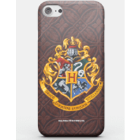 Harry Potter Phonecases Hogwarts Crest Phone Case for iPhone and Android - iPhone 7 Plus - Carcasa doble capa - Brillante