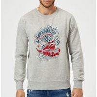 Harry Potter Hogwarts Express Sweatshirt - Grey - M - Grey