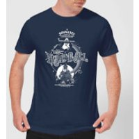 Harry Potter Yule Ball Mens T-Shirt - Navy - S - Navy