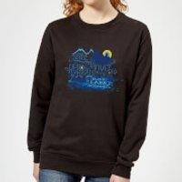 Harry Potter First Years Women's Sweatshirt - Black - M - Black