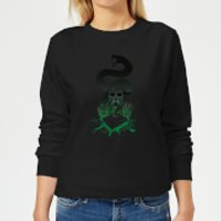 Harry Potter Tom Riddle Diary Women's Sweatshirt - Black - XXL - Black