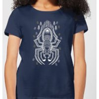Harry Potter Aragog Women's T-Shirt - Navy - L - Navy