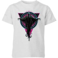 Harry Potter Dementor Neon Kids' T-Shirt - Grey - 7-8 Years - Grey