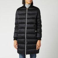 Herno Women's Raso Bordi Down Jacket - Black - IT 40/UK 8 - Black