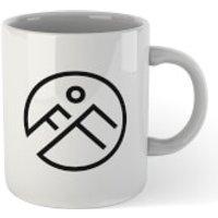 Fifty Four Degree Apparel Logo Mug