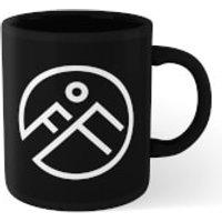 Fifty Four Degree Apparel Logo Mug - Black