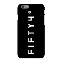 Fifty Four Degree Apparel Dark Phone Case for iPhone and Android - iPhone 5/5s - Snap Case - Gloss