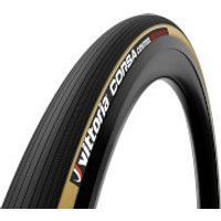 Vittoria Corsa Control G2.0 Tubular Road Tyre - 700x25mm - Para/Black