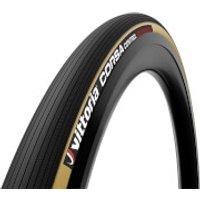 Vittoria Corsa Control G2.0 Road Tyre - Full Black - 700x25mm - Para/Black