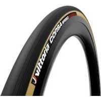 Vittoria Corsa Speed G2.0 Tubular Road Tyre - 700x23mm - Para/Black
