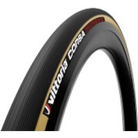 Vittoria Corsa G2.0 Tubular Road Tyre - 700x28mm - Para/Black