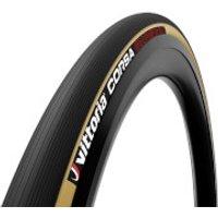 Vittoria Corsa G2.0 Road Tyre - 700x25mm - Para/Black